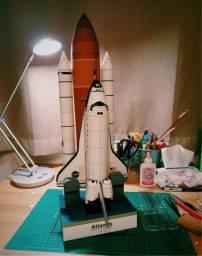 Ônibus Espacial Atlantis - Papercraft