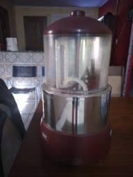 Máquina de chocolate quente