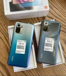 Título do anúncio: Redmi Note 10S Global 8 ram 128 interno lacrado