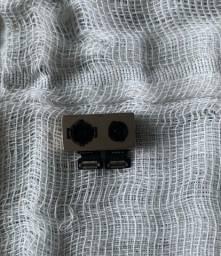 Câmera traseira do iPhone 8 plus