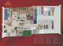 Edf Maison Versailles, até 156m², até 4 suítes, house concept