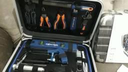 Maleta de ferramentas Aço Cromo Vanádio