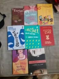 Livros autores diversos