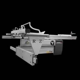 Serra Esquadrejadeira de Precisão 3000mm RZ-ES3000 NET Razi- com Eixo Inclinável e Riscado