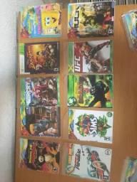 Lote com 66 jogos Xbox 360 - copia - destravado