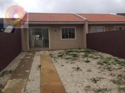 Casa com 2 dormitórios à venda, 51 m² por R$ 155.000 - Jardim Três Rios - Campo Largo/PR