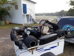 Usado, Kart pro 400 comprar usado  Porto Alegre