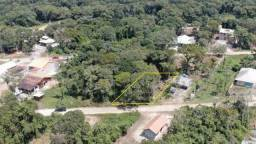 Terreno à venda, 375 m² por r$ 90.000,00 - rosa dos ventos - itapoá/sc