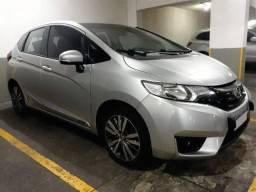 Honda Fit 1.5 EXL - Top de Linha! - 2015