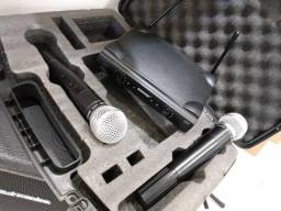 Microfone profissional Shure Usado