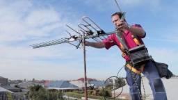 Antenista campinas e região - Instalação de antenas digitais