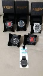 Relógio Mudmaster