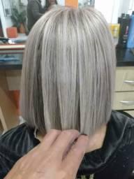 Promoção semi definitiva todos cabelo por 90 reais