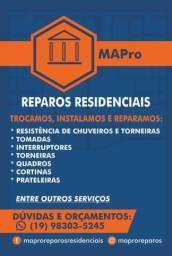 MAPro Reparos Residenciais