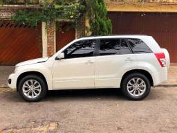 Suzuki Grand Vitara Automático, Pneus Novos, Couro, Estepe sem uso, Impecável, Nunca bateu - 2013