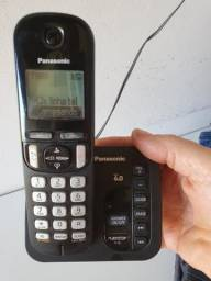 Telefone Panasonic KX-TGC220LB
