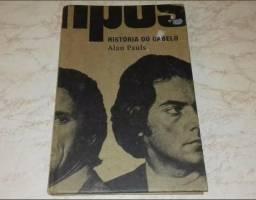 Livro História Do Cabelo Alan Pauls