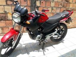Yamaha factor ybr - 2012