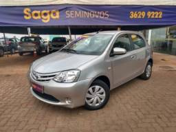 TOYOTA  ETIOS 1.5 XS 16V FLEX 4P MANUAL 2016 - 2017