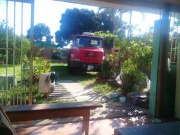 Vendo ou troco carro, caminhão/caminhonete