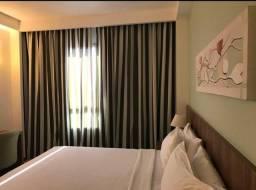 Flat no Holiday Inn andar alto, duas unidades disponíveis
