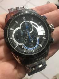 Relógio TECHNOS Cromado