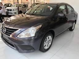 Nissan Versa V-Drive 1.6 Plus (flex) (Aut)
