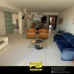 Apartamento com 3 dormitórios à venda, 110 m² por R$ 480.000,00 - Camboinha - Cabedelo/PB
