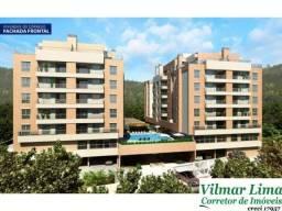 Apartamento à venda com 2 dormitórios em Córrego grande, Florianópolis cod:AP00187