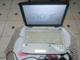 Vendo notebook Acer ou troco