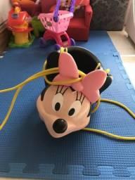 Balanco xalingo minie mouse