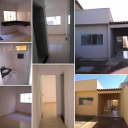 Casa 2 quartos (suíte), Residencial Itaipú