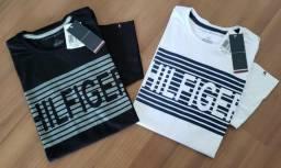 Camisetas linha Premium Fio 30/1 Penteado em todas as corres e diversas marcas