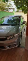 Honda Civic 2.0 lxr - 2014