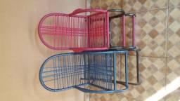 Cadeiras de fio infantil