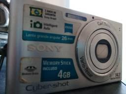 Câmera fotográfica digital Sony Cybershot DSCW320