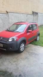 Vende-se Fiat Uno Gay 1.4 - 2014