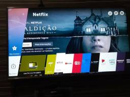 Tv 43 pol, lg, led, full hd, smart (wi-fi) parcelo no cartão