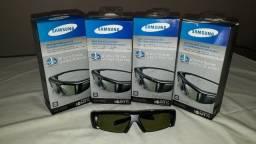4 Óculos 3D Samsung
