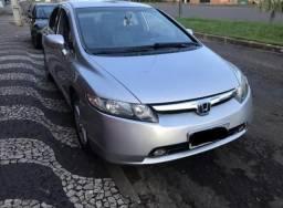 Honda Civic Lxs 1.8 Automático Flex - 2008