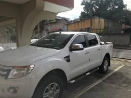 Ranger XLT automática diesel - 2014