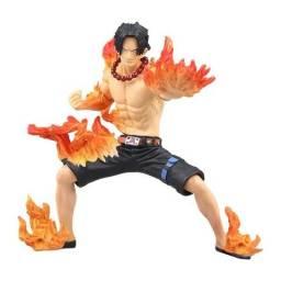 Boneco Portgas D Ace One Piece Figure - Banpresto Selo Toei