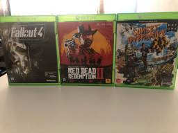 3 games Xbox One