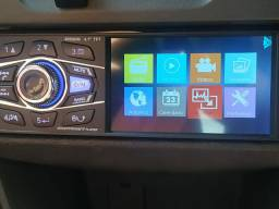 Rádio Automotivo Bluetooth Mp5 tela 4 polegadas