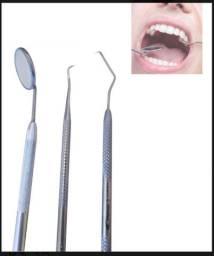 Kit Para Raspagem De Tártaro Dentário