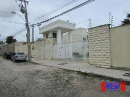 Casa com 3 dormitórios para alugar, 89 m² por R$ 1.000,00/mês - Lagoa Redonda - Fortaleza/