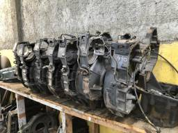 Capa Seca Motor Scania 400/420/440