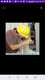 Eletricista. preço qualidade e rapidez.