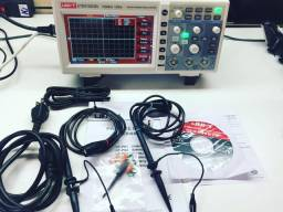 Ociloscopio 100MHz 2 canal Uni-T comprar usado  São Gonçalo do Sapucaí