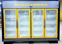Expositor para frutas e verduras - Sua venda vai aumentar